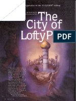 The City of Lofty Pillars From Dragon 201