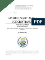 los cristianos y las redes sociales