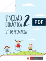 Unidad de Aprendizaje Primero Primaria