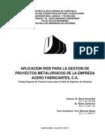 investigacion aplicacion web