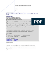 Instal an Do e Configurando o Data Protector HPUX