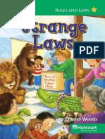 G1 Social Studies - Strange Laws