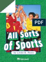 G1 Social Studies - All Sorts of Sports