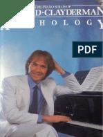 Richard Clayderman - Anthology.pdf