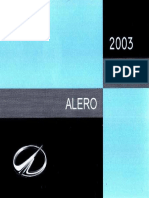 2003 Oldsmobile Alero Owners