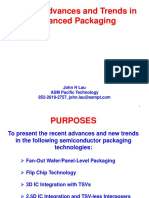 1.John Lau_ASM-CSIA_Recent Advances in Packaging