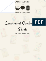 Lenormand Combinations E-Book