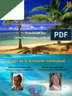 Activacion-Conductual
