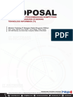 Proposal IT Training