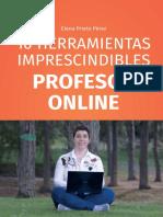 Manual 10 Herramientas Imprescindibles Para Un Profesor Online