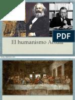Humanismo Actual