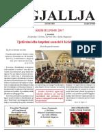"Gazeta ""Ngjallja"" Janar 2018"