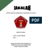 ASUHAN KEGAWATDARURATAN KEHAMILAN LANJUT.docx