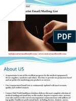 Acupuncturist Email Mailing List.pdf