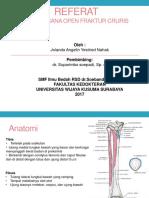 Referat Open Fracture