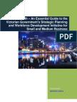 Skills for Growth Workforce Development Strategic Planning Initiative