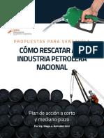 Como Rescatar La Industria Petrolera Venezolana (Diego Gonzalez)