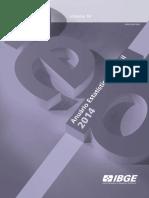 Anuário Estatístico Ibge 2014