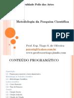 01 - Metodologia de Ensino