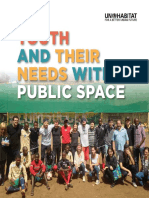 Youth - Public Space and Needs