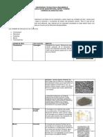 Materiales de construccion analisis