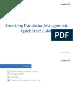 Smartling Quick Start Guide