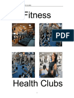 fitness and health clubs -.doc