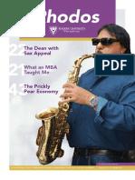 Rhodes Annual Publication