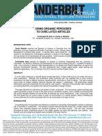 Peroxide Paper Web