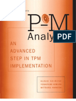 P-m Analysis an Advanced Step in Tpm Implementation