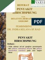Ppt Hirschsprung