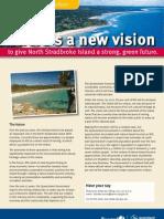 North Stradbroke Island Economic Transition Factsheet