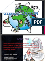 Globalización Chilena