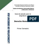 2 Derecho Romano I