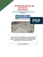 Planificacion Trabajo Defenza Ribereña - Hco