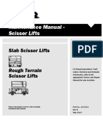 1272215B Maintenance Manual Scissors