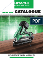 Hitachi Power Tools Catalogue Australia