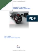 CATIA V6R2011 Factsheet