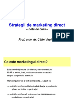 Marketing Direct Curs Veghes