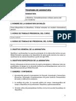 De La Biopolitica a La Bioetica Raul Villarroel