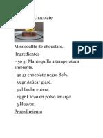 Souffle - De Chocolate 12