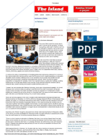 Investigating the Education Discourse in Pakistan