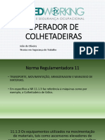 Operador de Colhetadeiras