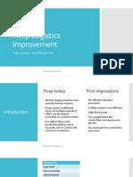 Ficep Logistics Improvement