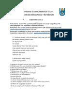 Questions Basic 2