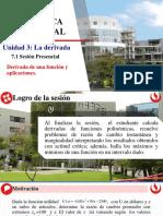 7.1p La Derivada y Aplicaciones (1) (1)