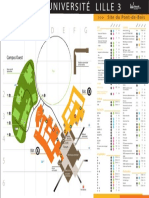 Plan General Du Campus
