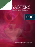 Masters in the New Energy - Adamus Saint Germain