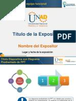 UNAD Plantilla Presentaciones 2