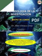 Modelo de Matriz de Consistencia Para Seg. Esp. Ceq.ppt